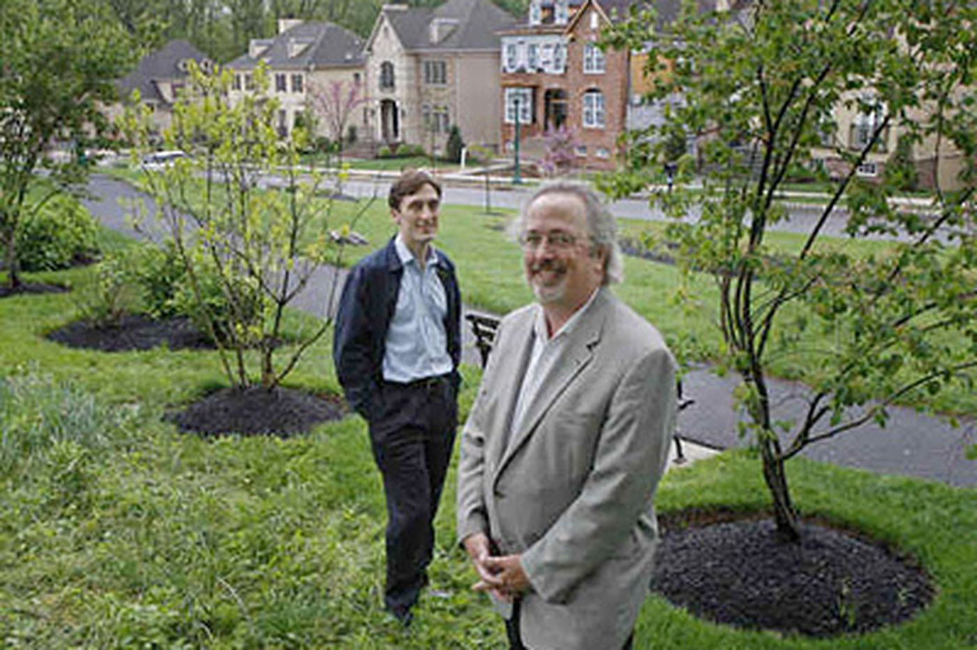 Once-troubled project now showcased in L. Moreland