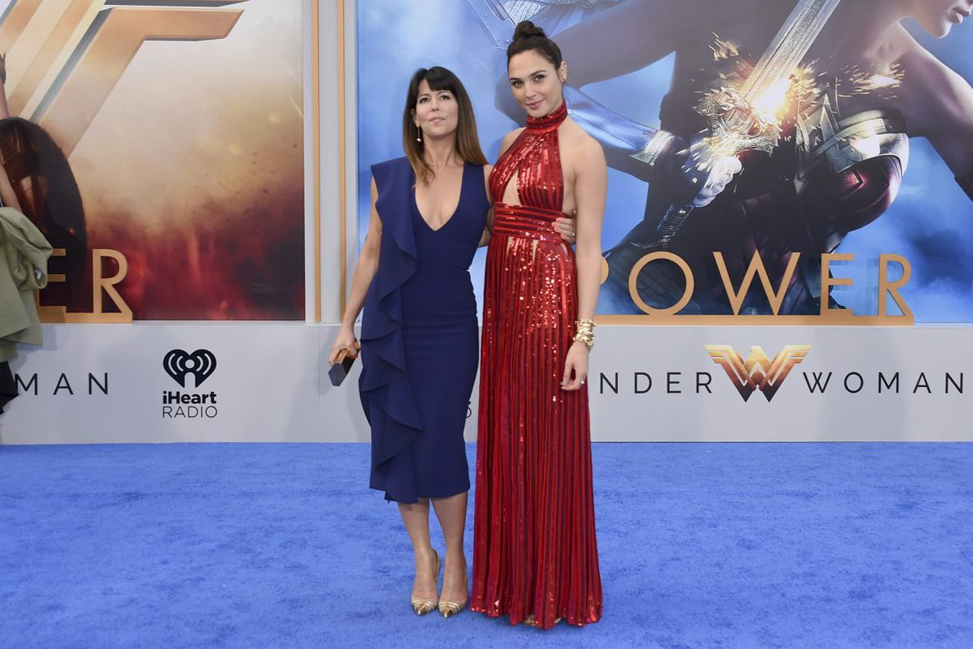 Two women team up to make 'Wonder Woman' soar