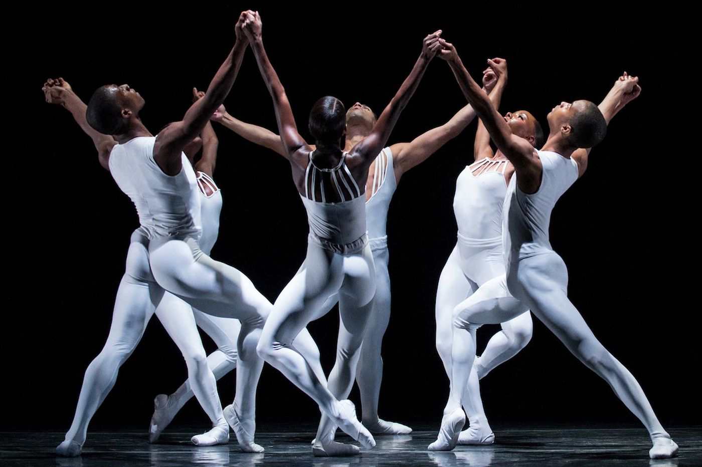 Dance Theater of Harlem at the Annenberg: Technique, charisma, aplomb