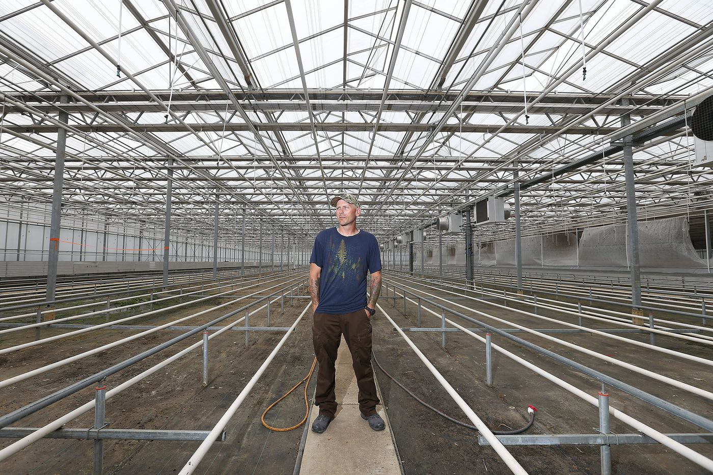 Weed would replace orchids in gigantic South Jersey greenhouse as demand for marijuana jumps