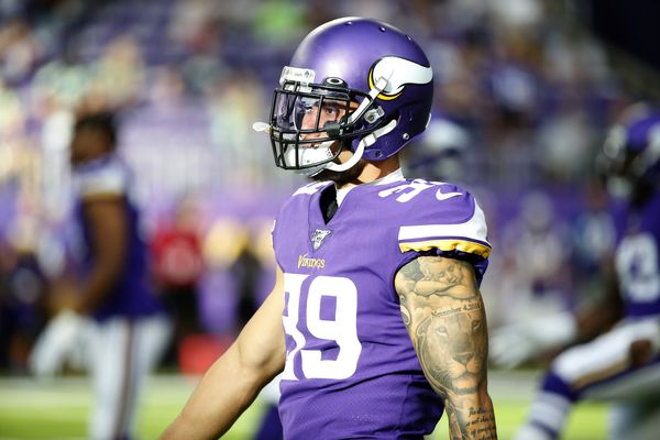 Eagles claim Marcus Epps, the safety the Vikings waived so they could pick up Andrew Sendejo