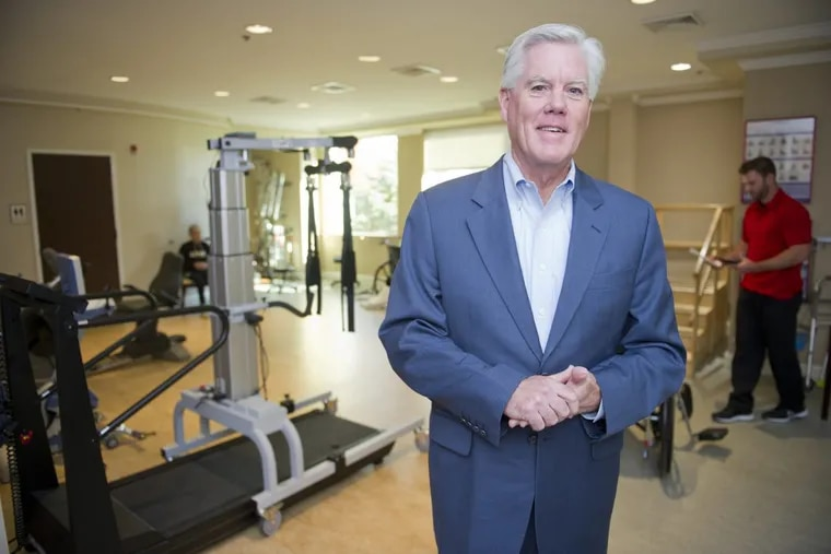 CEO George Hager of Genesis HealthCare said the nursing home industry was in the longest downturn of his 25-year career with the company, but that a proposed restructuring plan would allow the company to get through it.