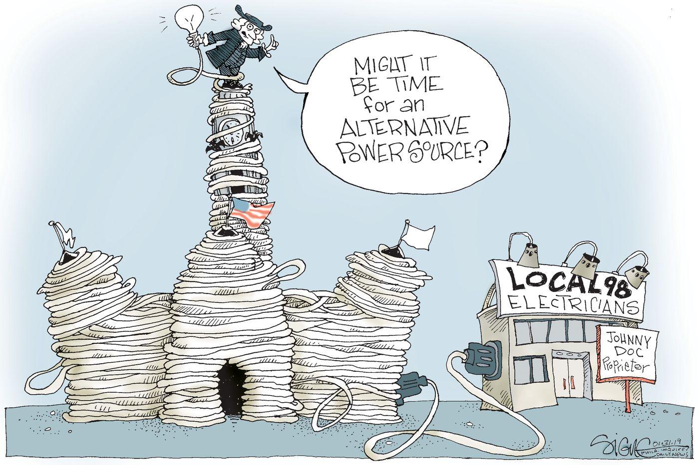 Johnny Doc's City Hall