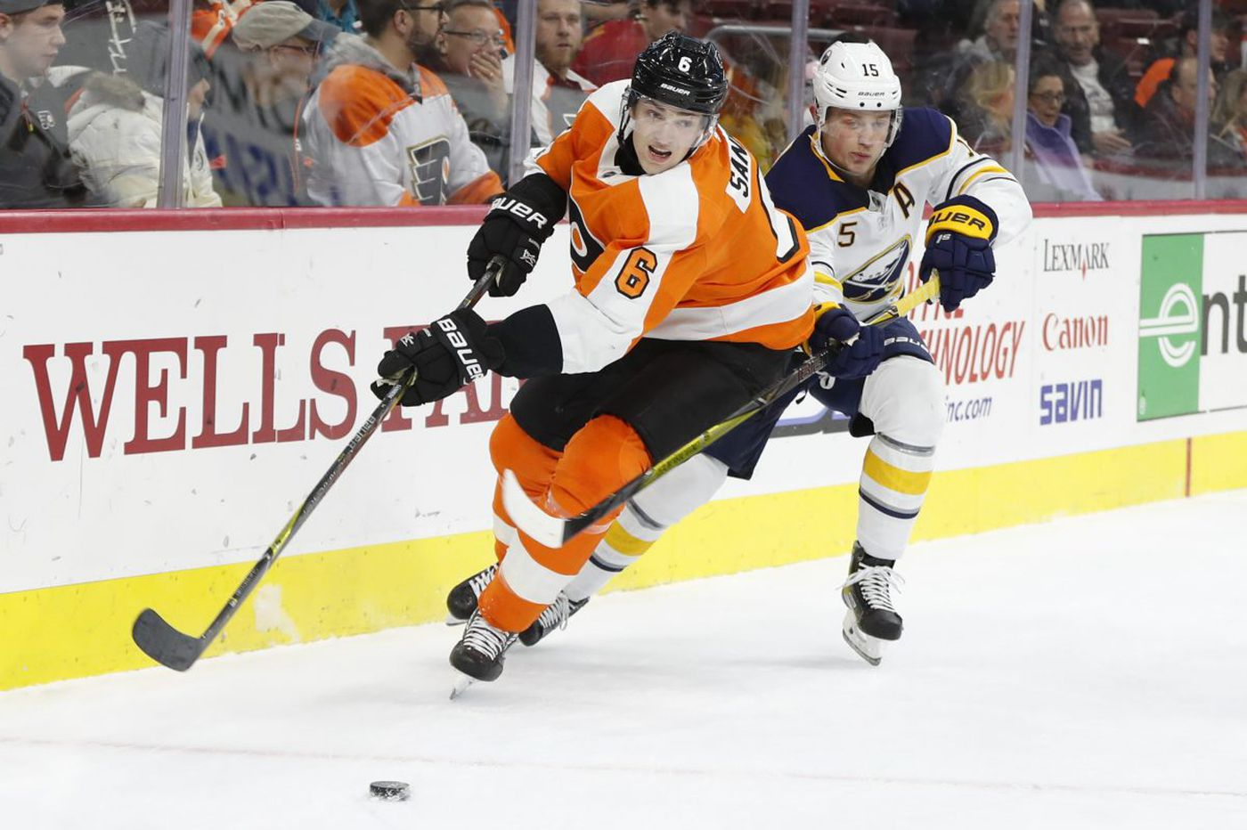 Flyers-Sabres preview: While Nolan Patrick's team shines, Jack Eichel's team struggles