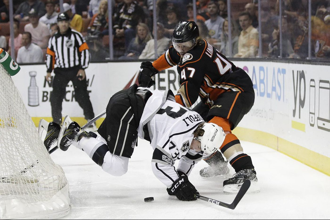 Flyers-Ducks preview: Lindholm, Getzlaf return, Fowler out