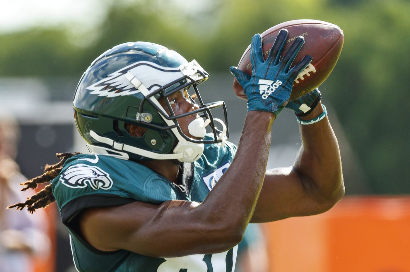 Eagles place tight end Richard Rodgers on injured reserve, sign wide receiver Markus Wheaton
