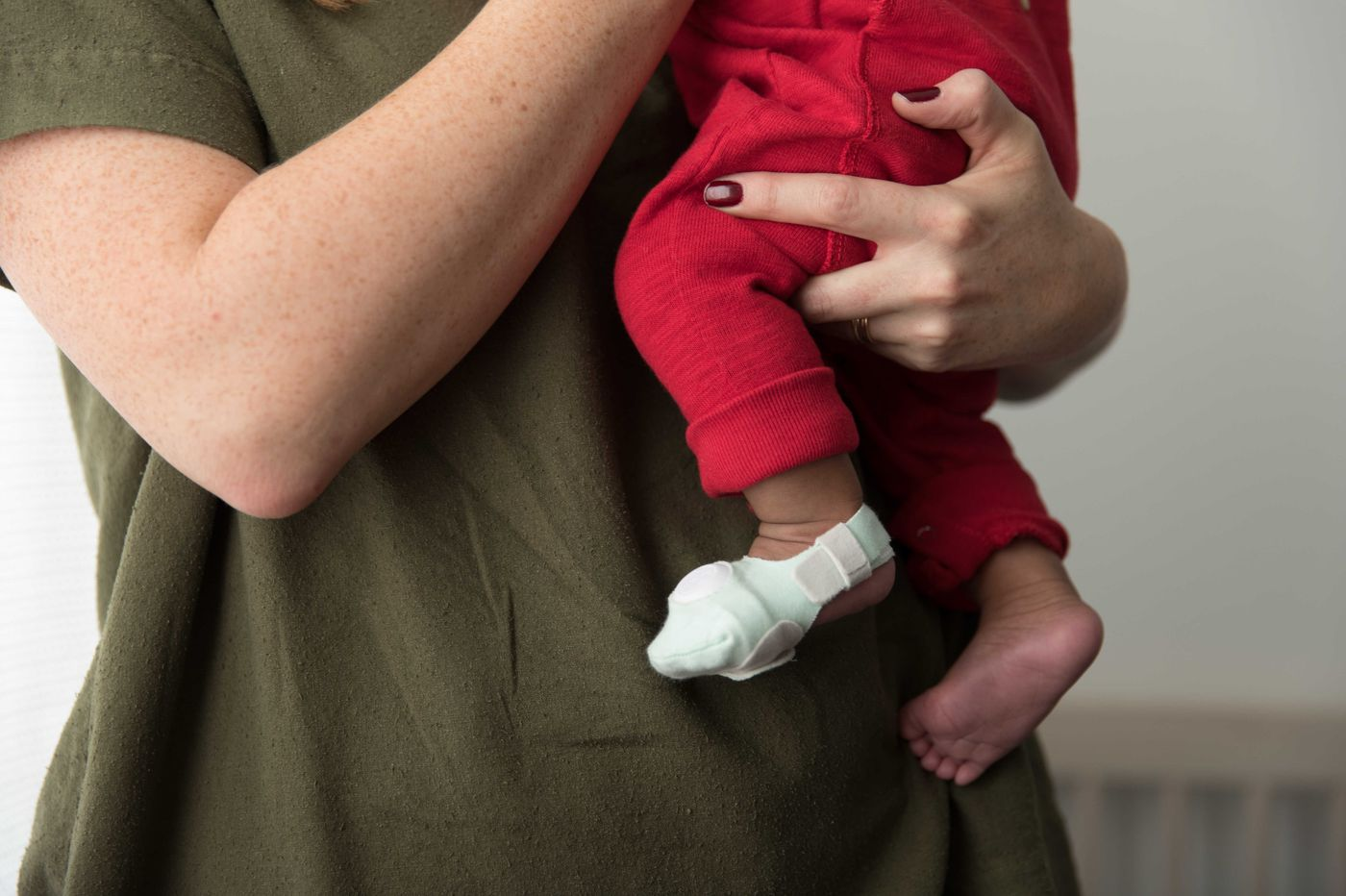 Why that wearable baby monitor could do your child more harm than good