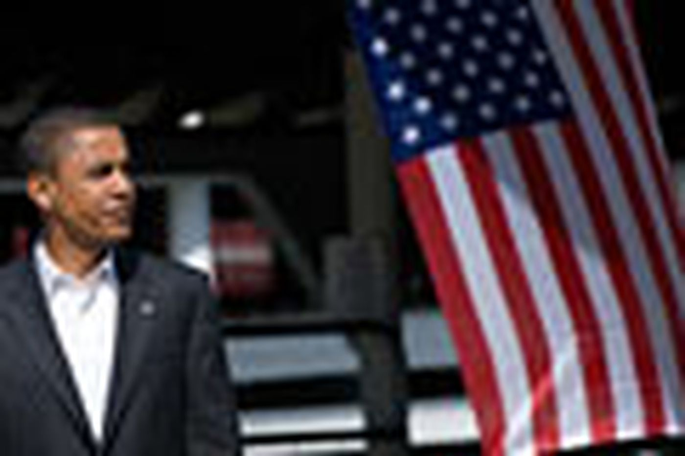 The American Debate: It's little discussed, but Obama's race may be decider