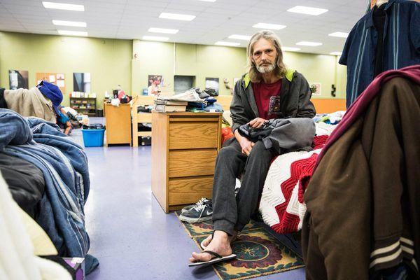 In Kensington, hundreds homeless and only 40 shelter beds