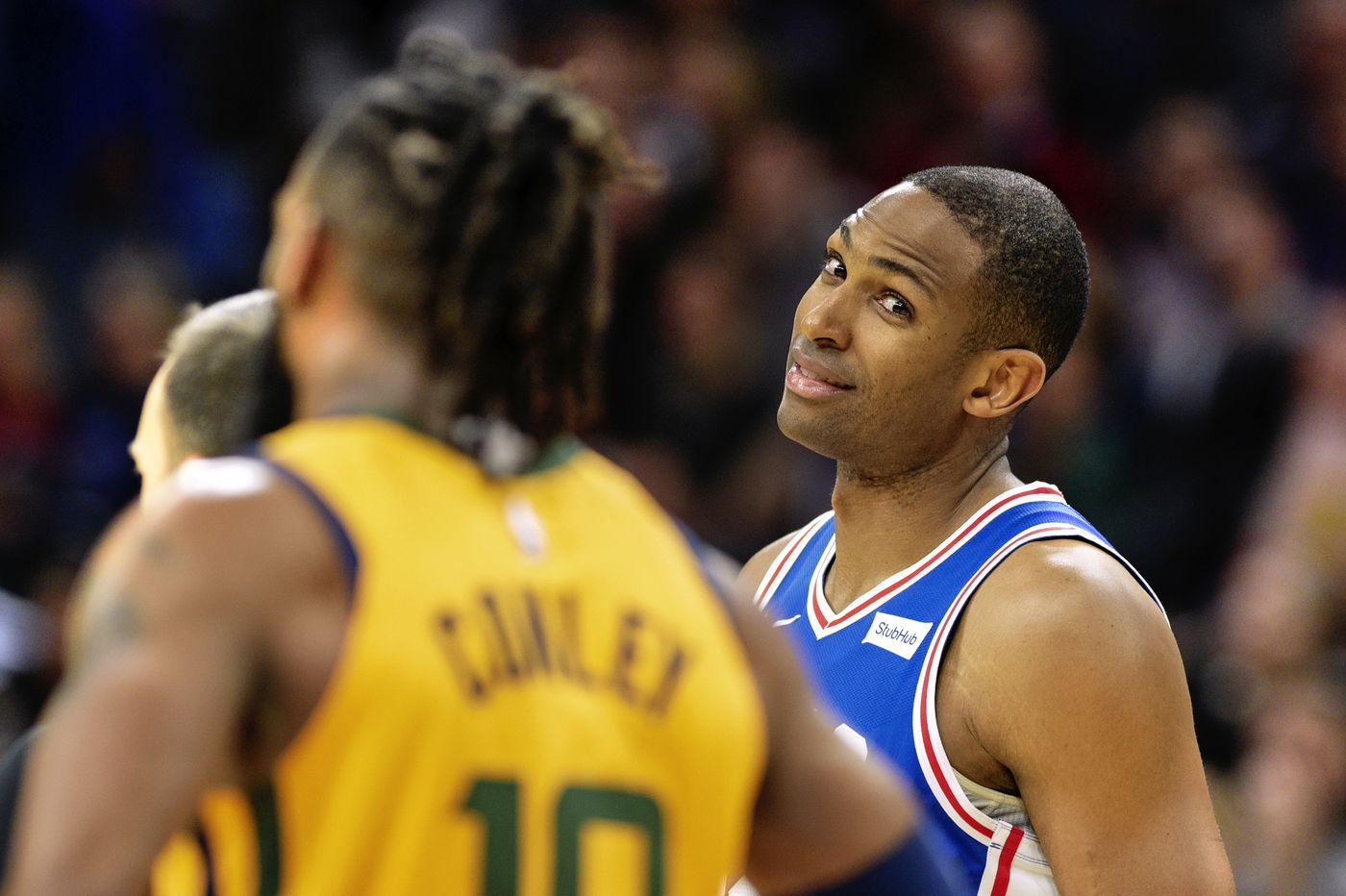 A consummate game by Sixers' consummate pro, Al Horford, and other takeaways from win over Jazz | David Murphy