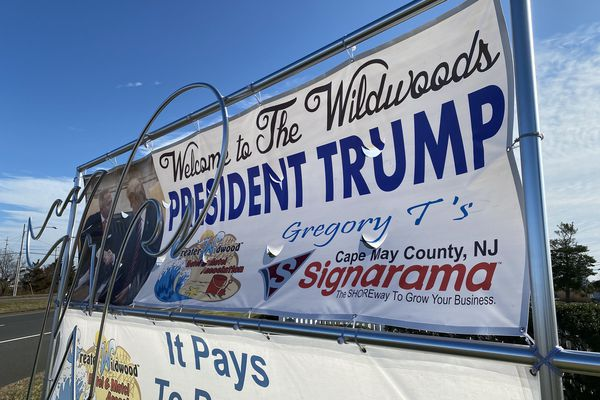 President Trump's rally in Wildwood: What to know about the venue, tickets, and road closures