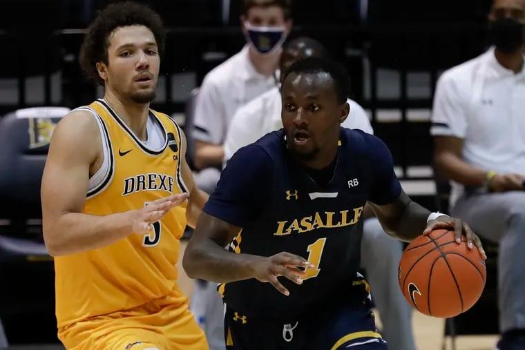 La Salle guard David Beatty scored 11 straight to give La Salle its final lead.