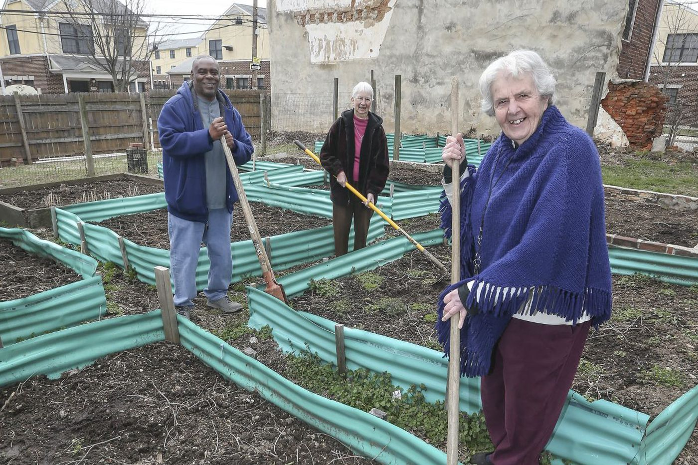 Will city Land Bank save North Philly nuns' community garden?