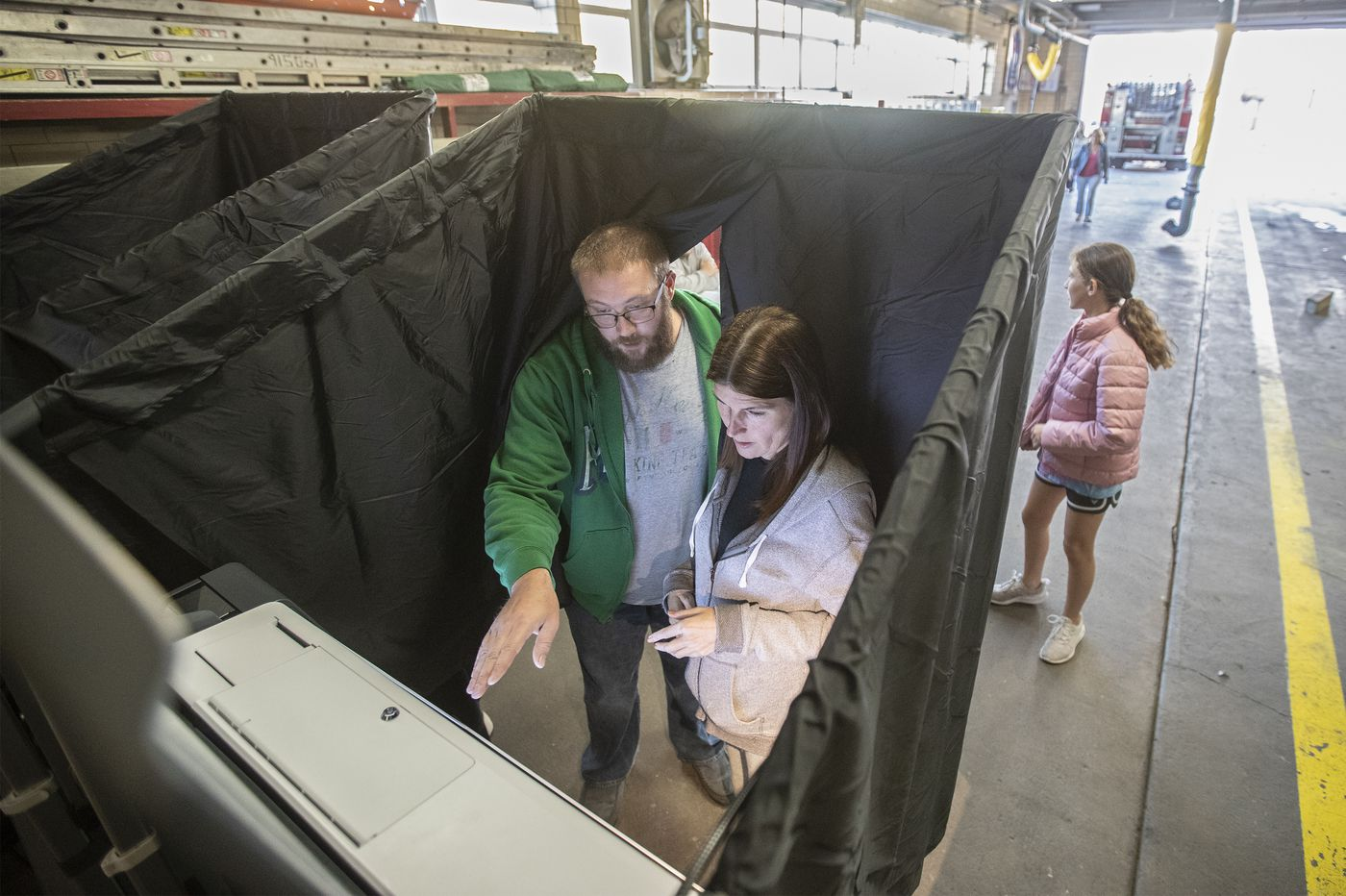 County resists Pennsylvania's push for new voting machines