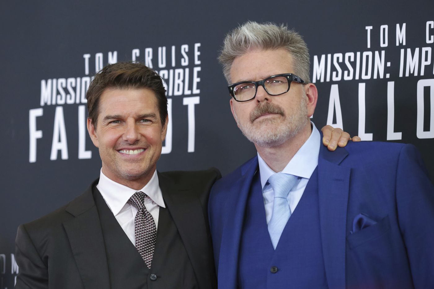 Tom Cruise's 'Mission Impossible' director didn't really mean to shoot so many stunts