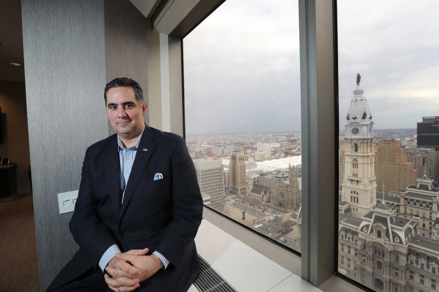 Negrin stands out among Democrats running for DA