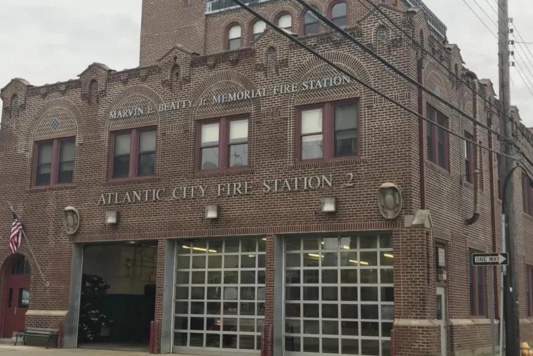 Atlantic City Firehouse