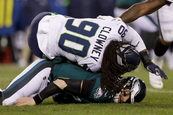 The sport, not Jadeveon Clowney, is what got the Eagles' Carson Wentz | Bob Ford