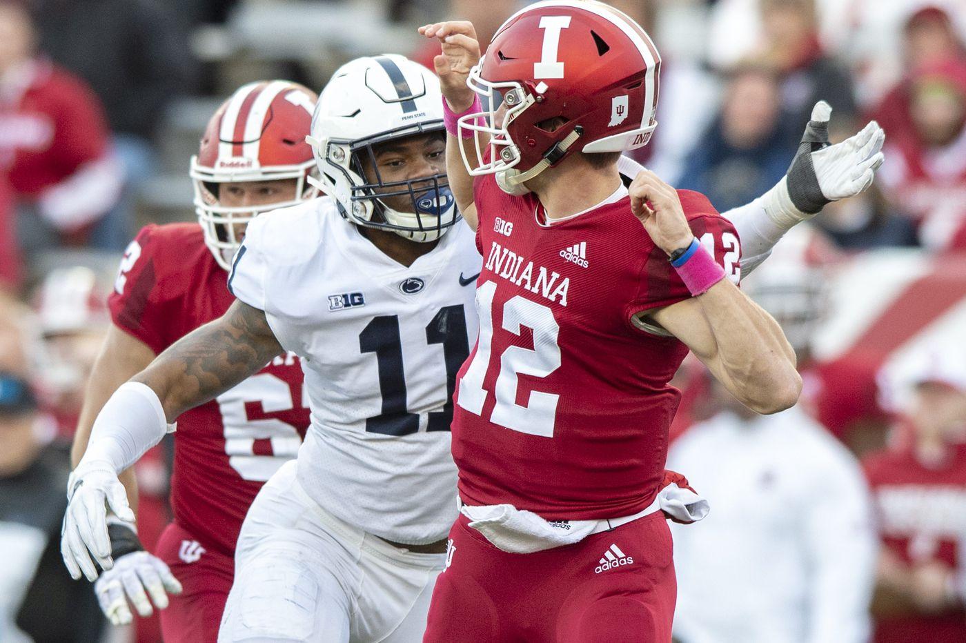Improving Penn State defense seeks to extend Rutgers' struggles