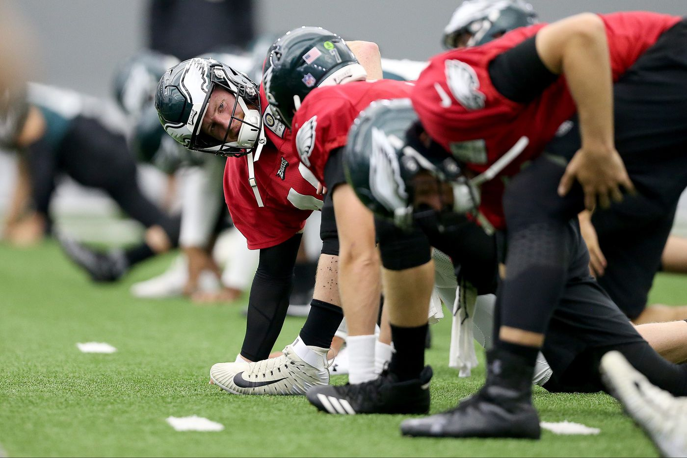 Eagles chat with Zach Berman, 1 p.m.