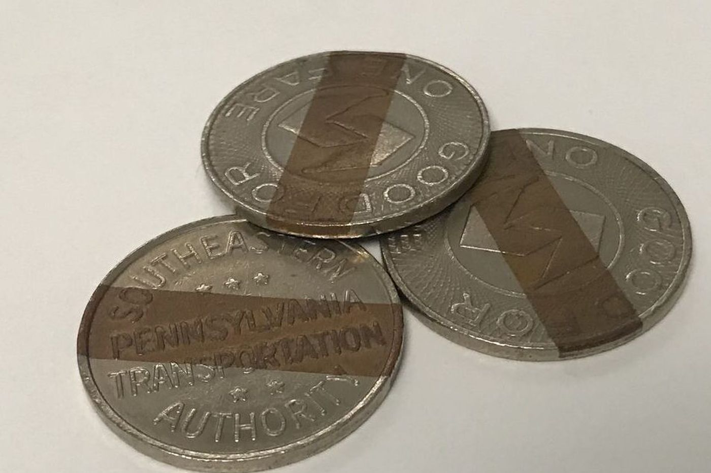 SEPTA phasing out token sales on subway lines