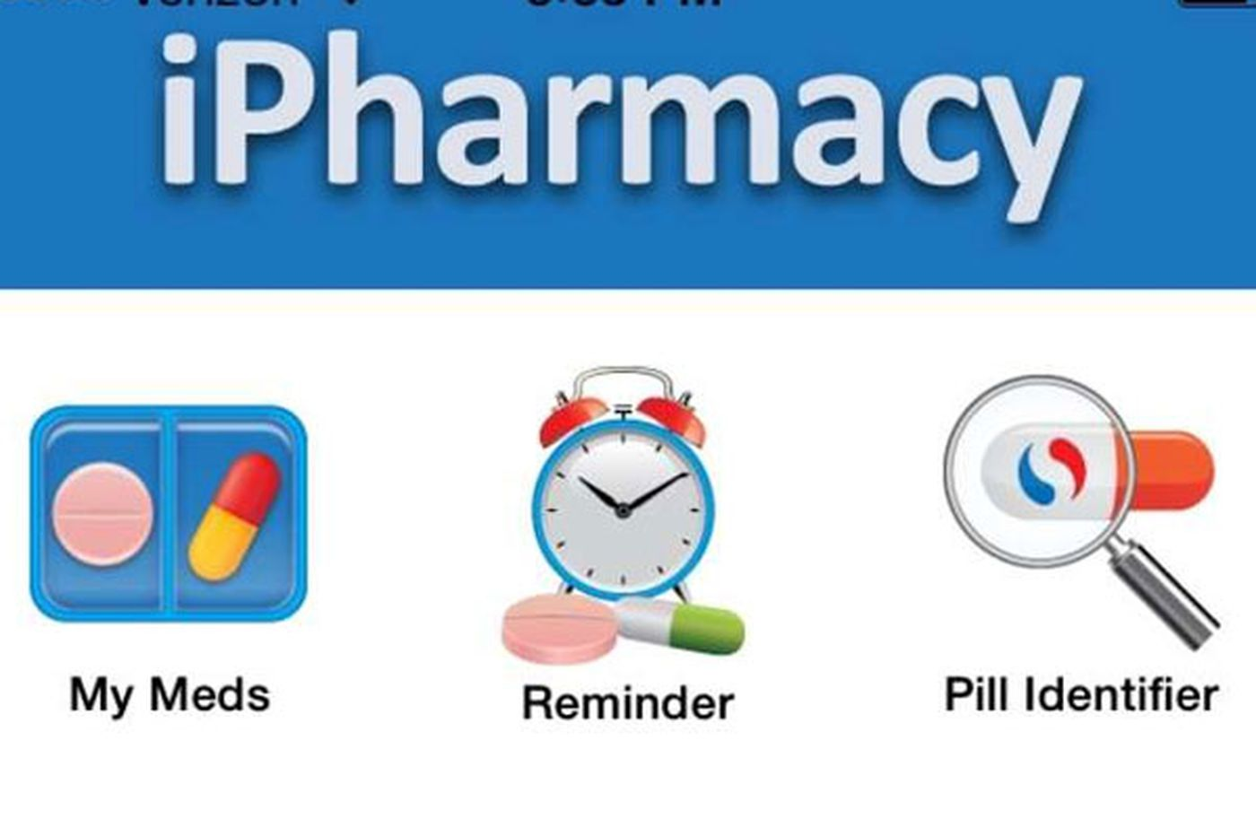 Forgetting to take medicine? There's an app for that