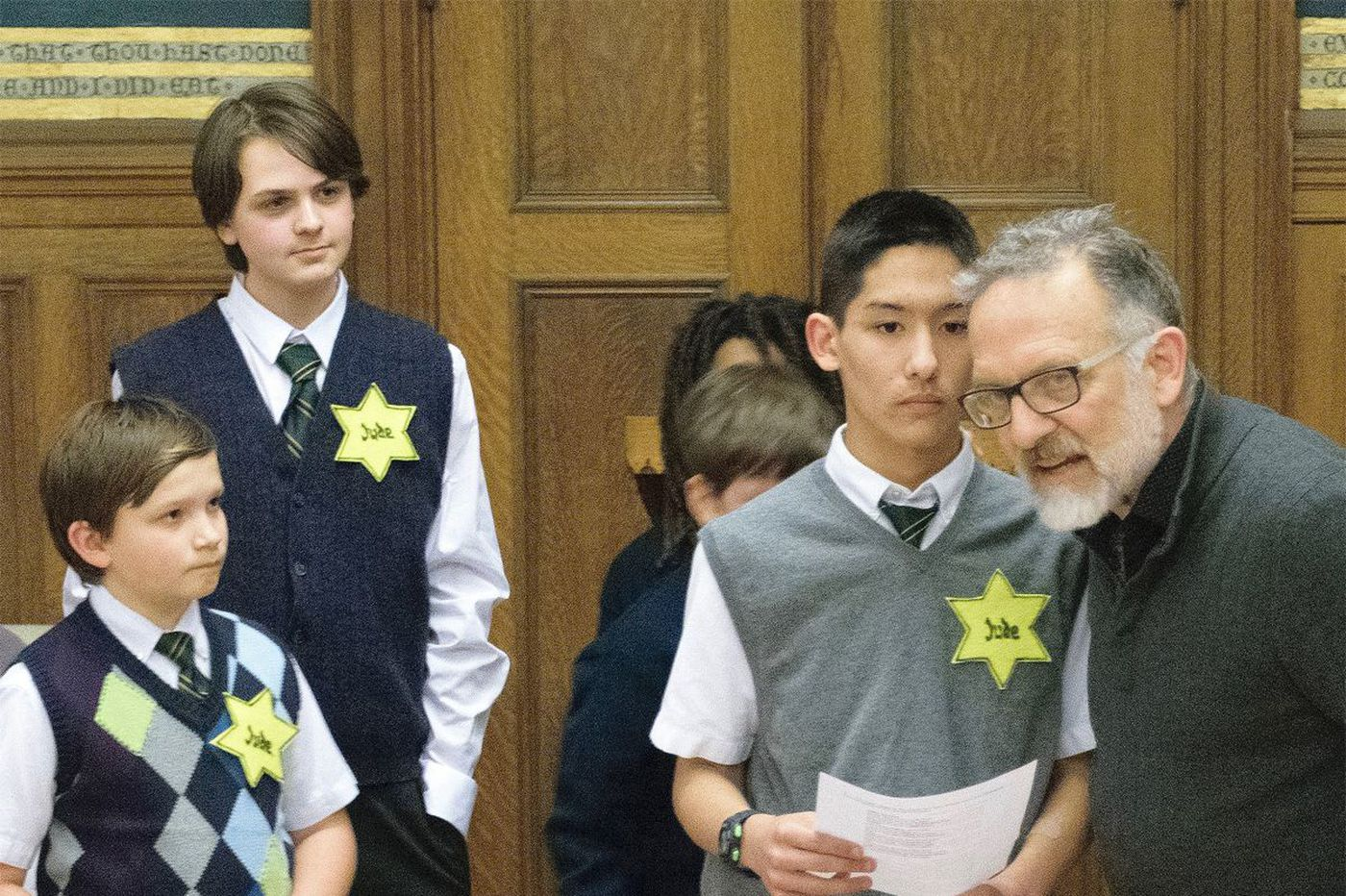 Boychoir honors Holocaust survivor, veterans agency preps a new home, CEO tends bar for a cause, and singers compete in Recovery Idol