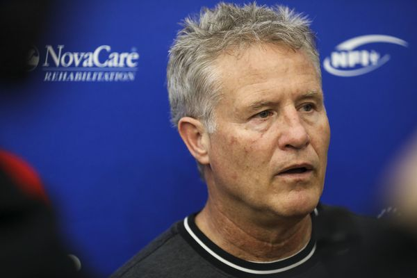 Sixers coach Brett Brown tells his players that coasting in the regular season won't cut it