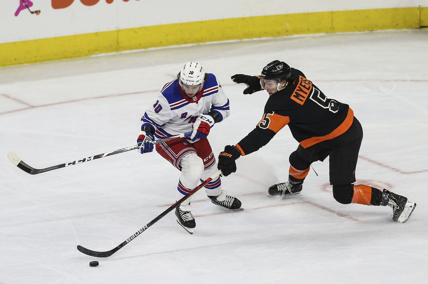 Phil Myers will miss four weeks, so Shayne Gostisbehere becomes key player for Flyers