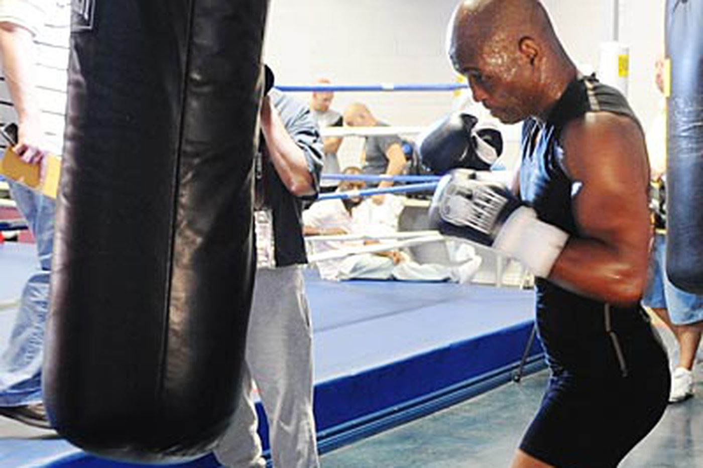 Hopkins out to make history, not hype against Pascal