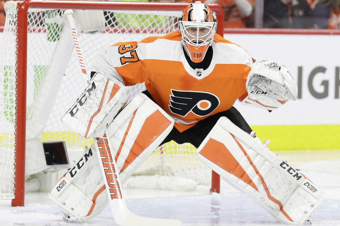 Flyers Position Preview Goalie Injuries Wreak Havoc On Depth Chart
