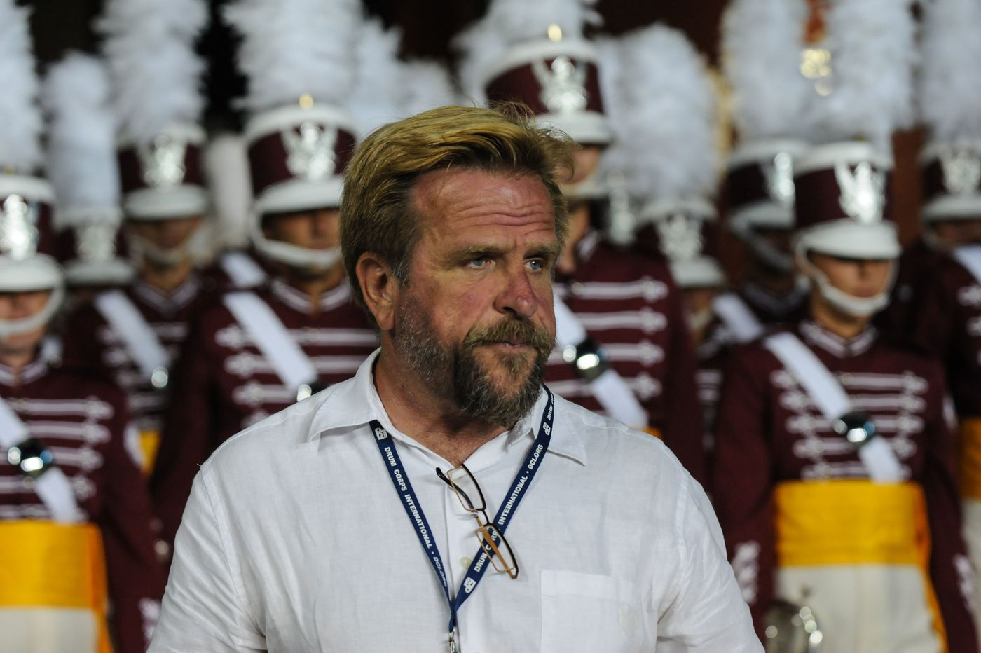 Former drum corps director George Hopkins charged with sexual assault