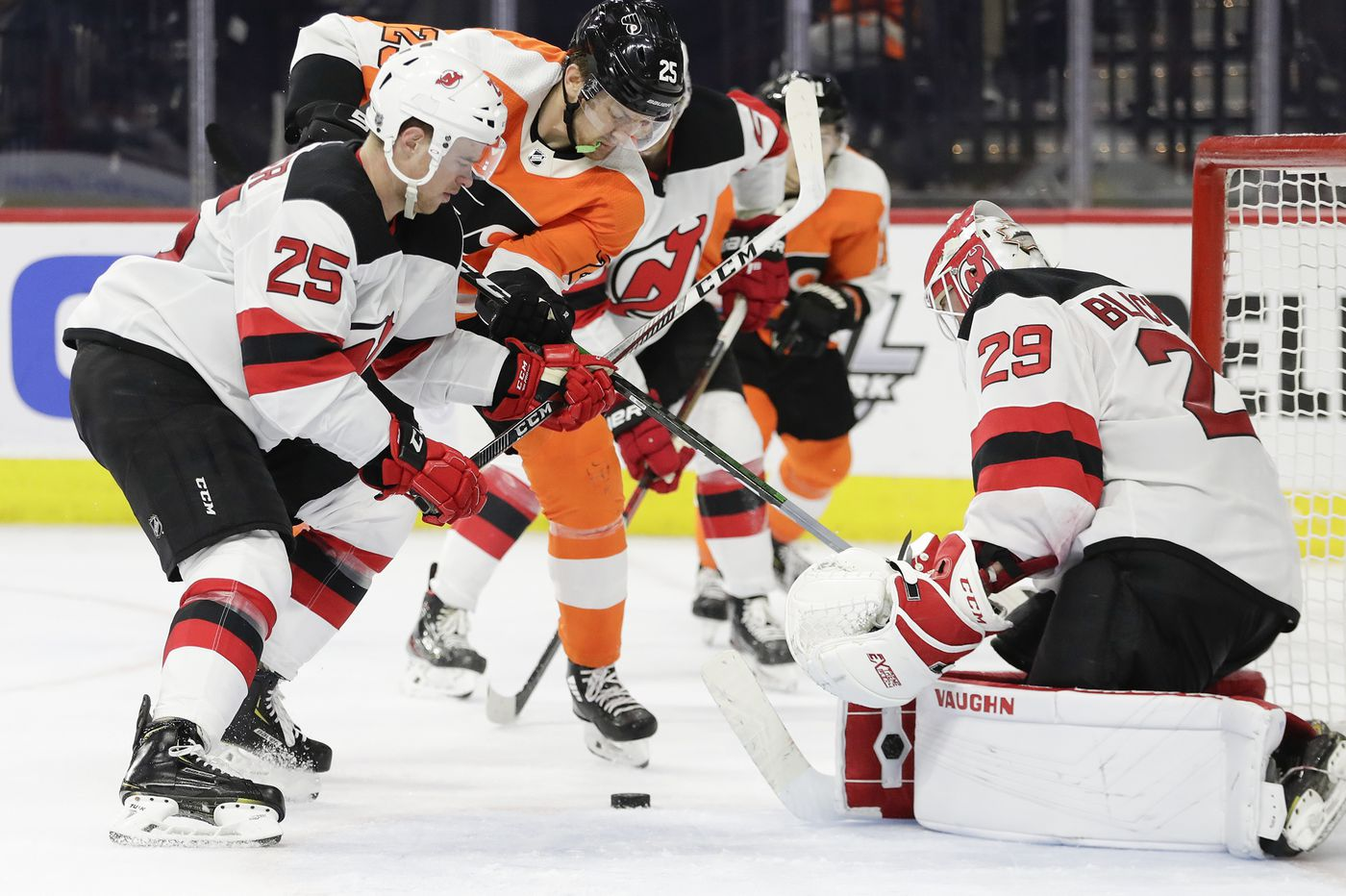 Flyers' James van Riemsdyk discusses season's uncertainty and teammate who is 'the straw that stirs the drink'