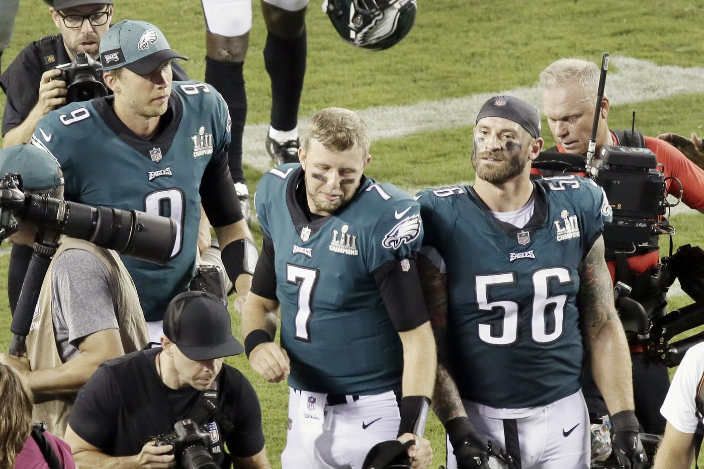 Nick Foles' starts aren't always pretty, but they're often wins | Early Birds