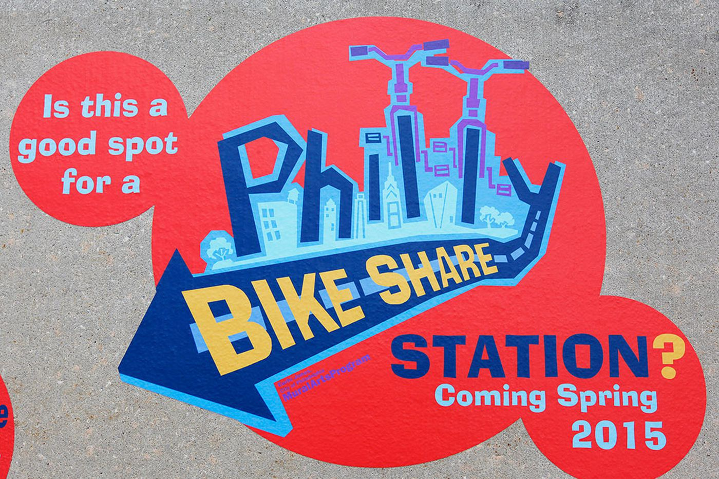 City seeks input in placing bike-share stations