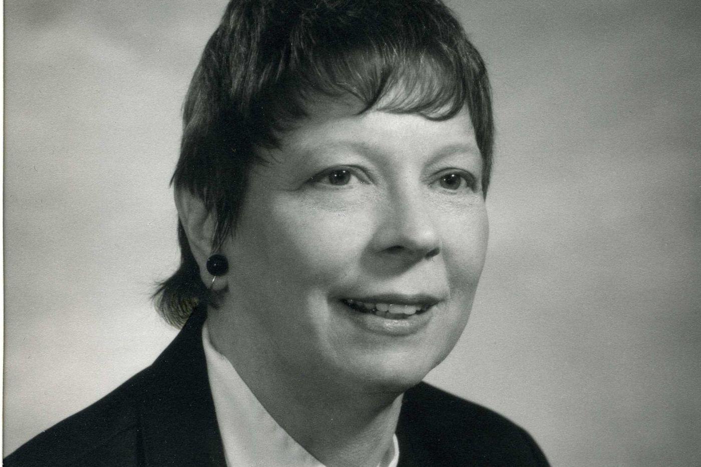 Anna C. O'Riordan, 86, pediatric cardiologist and sailor