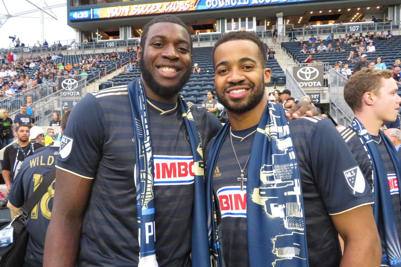 Villanova men's basketball team's victory tour continues at Union game