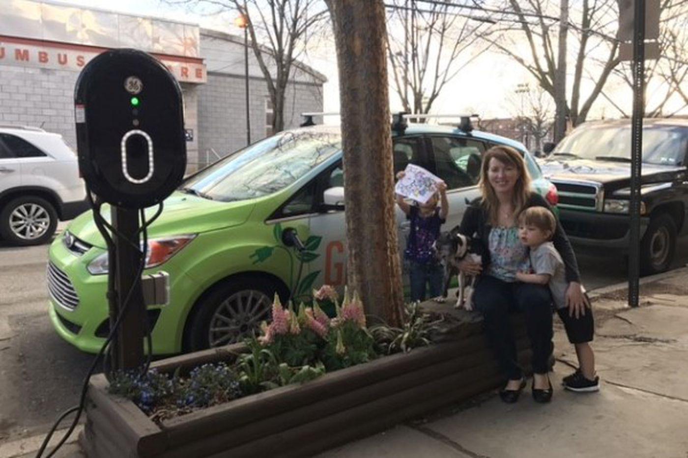 Philadelphia City Council passes moratorium on electric vehicle parking permits