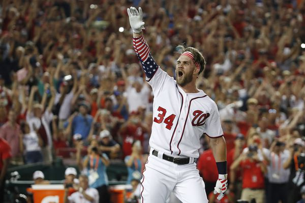 Will Bryce Harper's passion, arrogance fit with Phillies? That's a clown question, bro. | Marcus Hayes