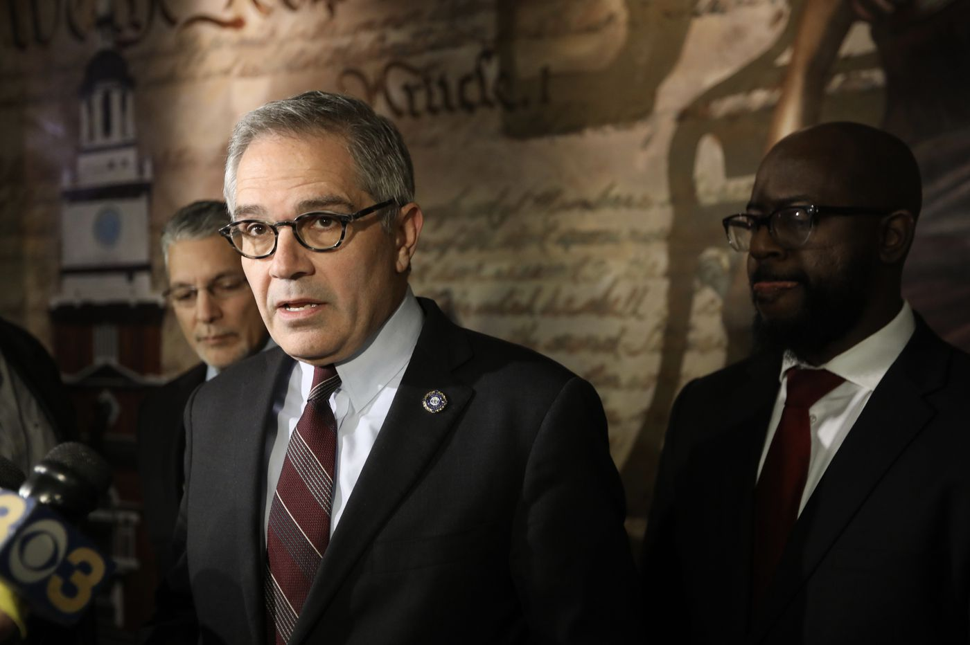 Philly DA Larry Krasner withdraws office from statewide prosecutors group