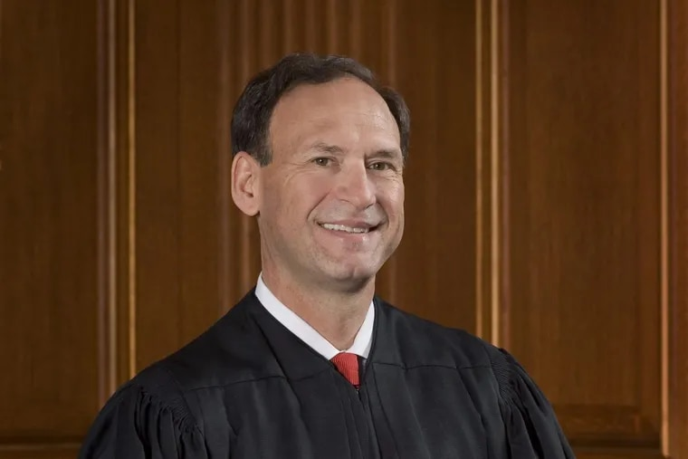 U.S. Supreme Court Justice Samuel A. Alito Jr. denied Monday a request from Pennsylvania Republicans to stay a Pennsylvania Supreme Court order overturning the state's congressional district map.