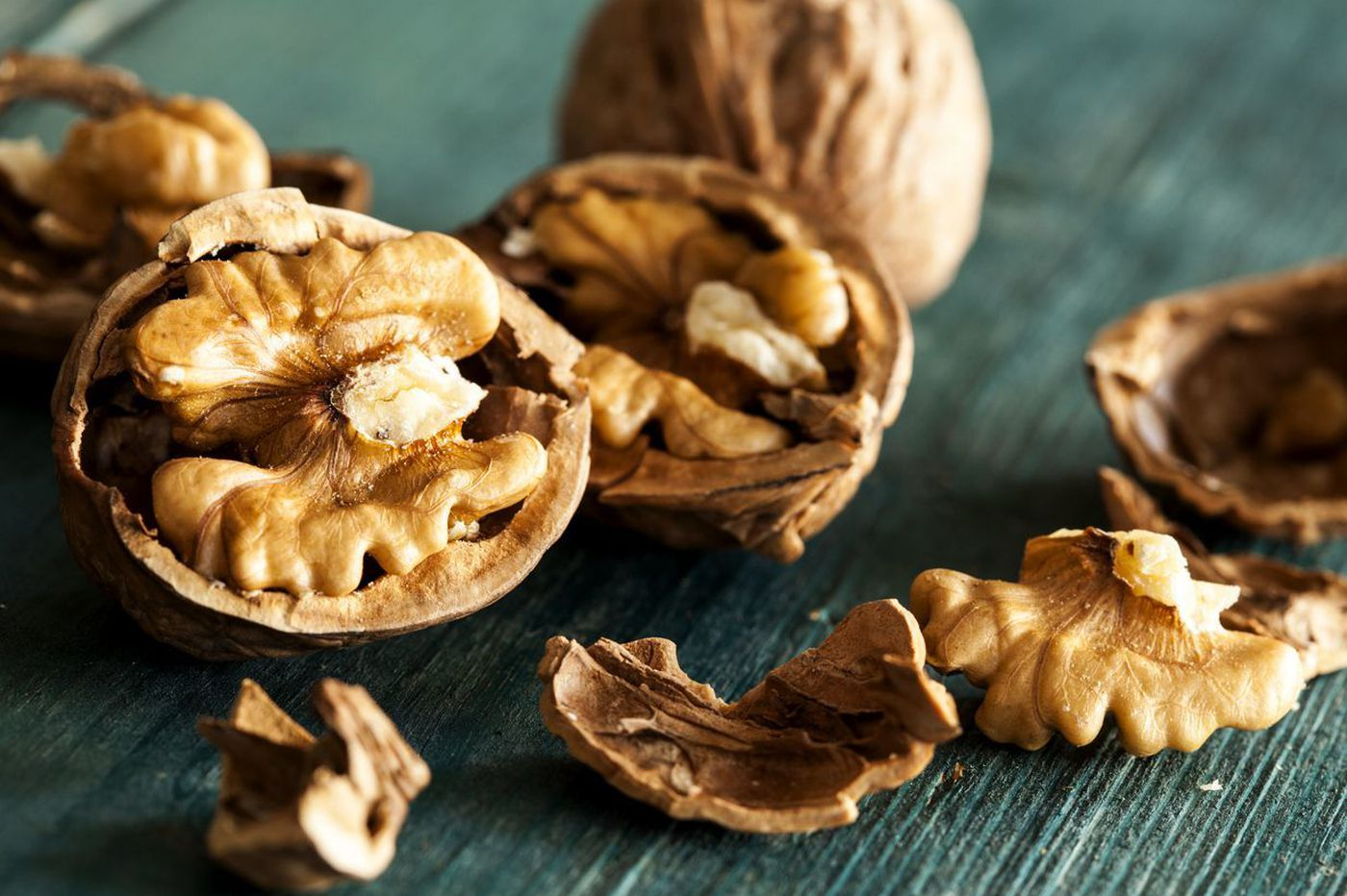 Walnuts may lower blood pressure, risk of heart disease, Penn State study finds