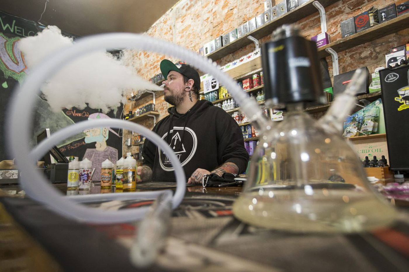Vape tax brings in millions - and is said to close over 100 Pa. businesses