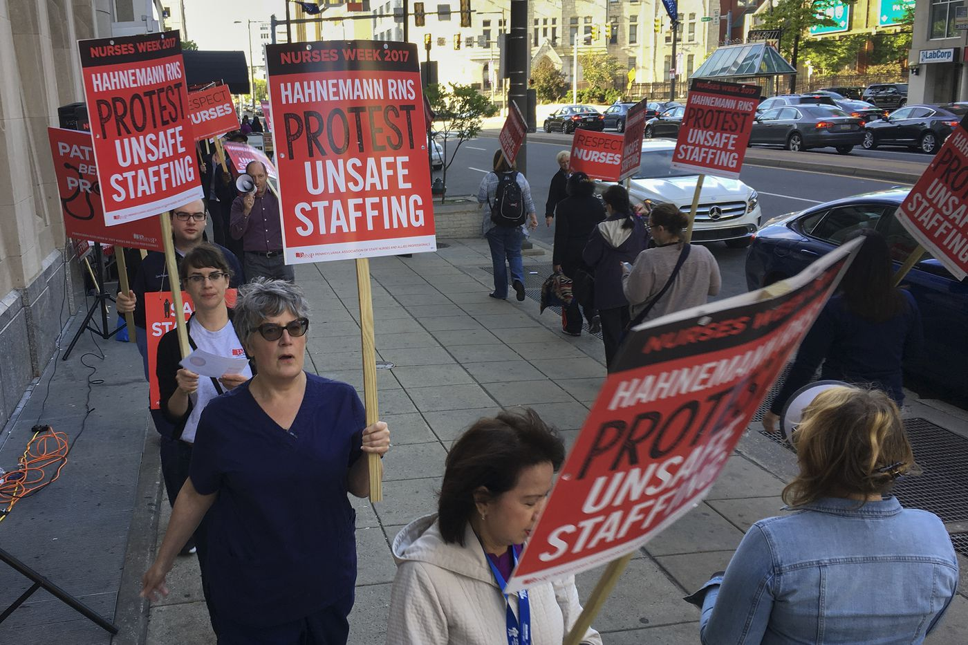 Steeper losses from fired exec. director at PASNAP nurses union