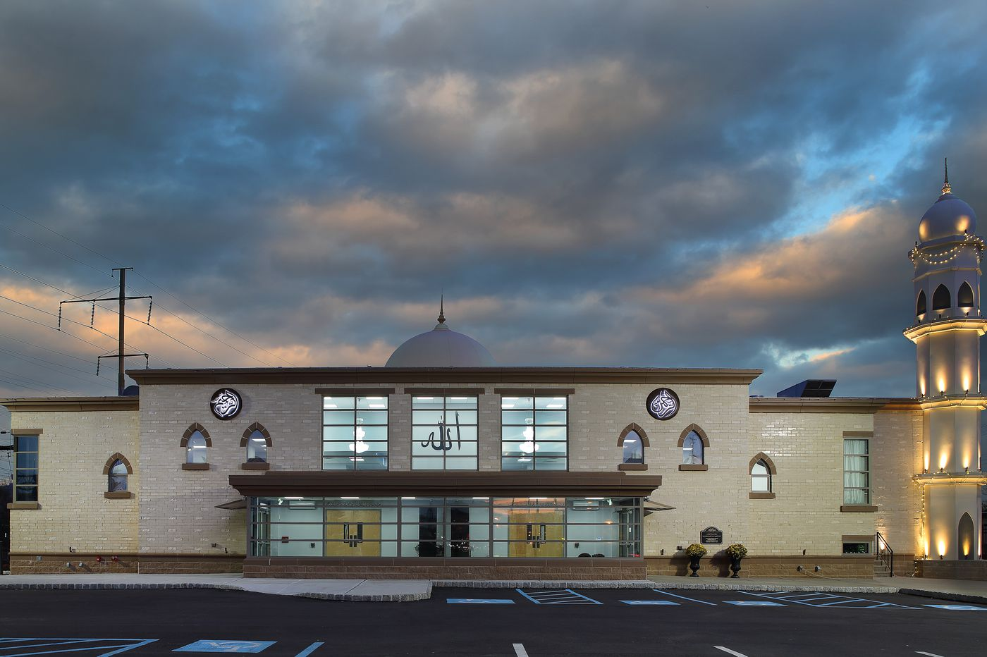 Philadelphia Muslims make a statement with opening of new mosque   Inga Saffron