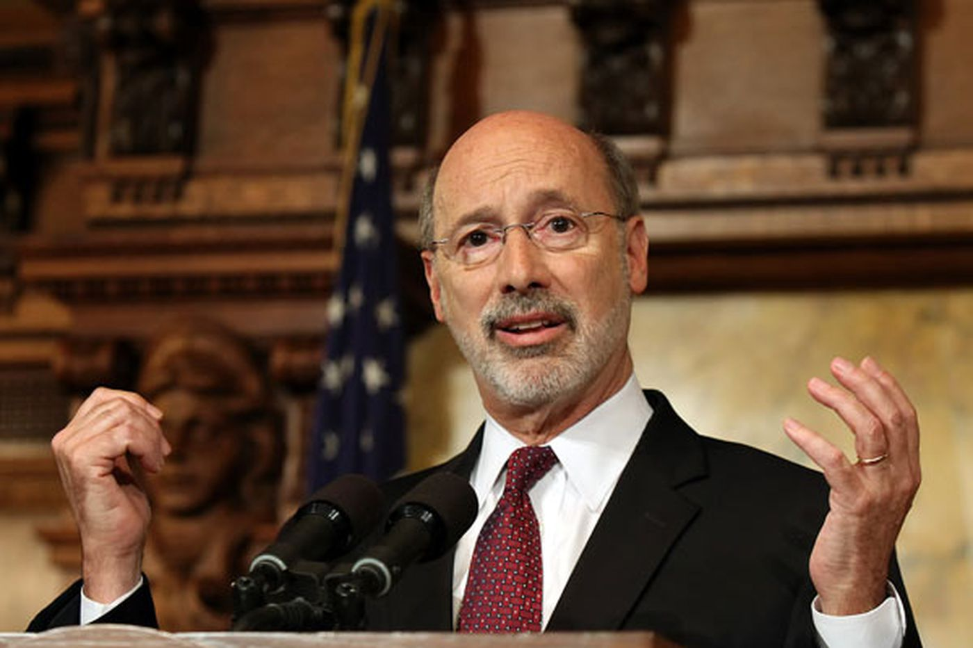 Poll: Voters blame GOP, not Wolf for budget stalemate