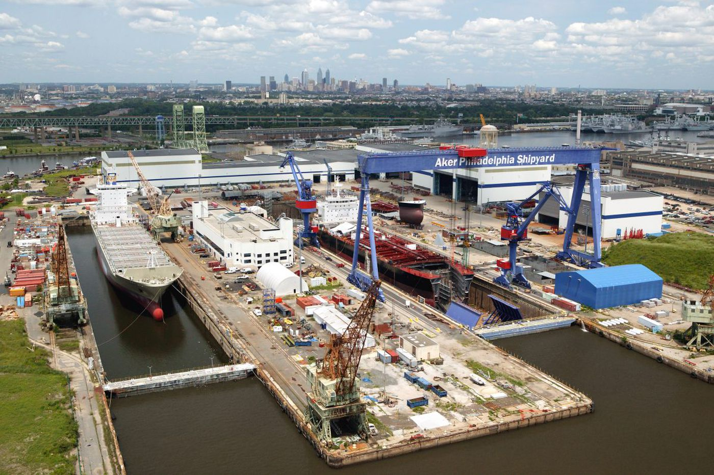 It's official: Philly Shipyard targets 275 for layoffs