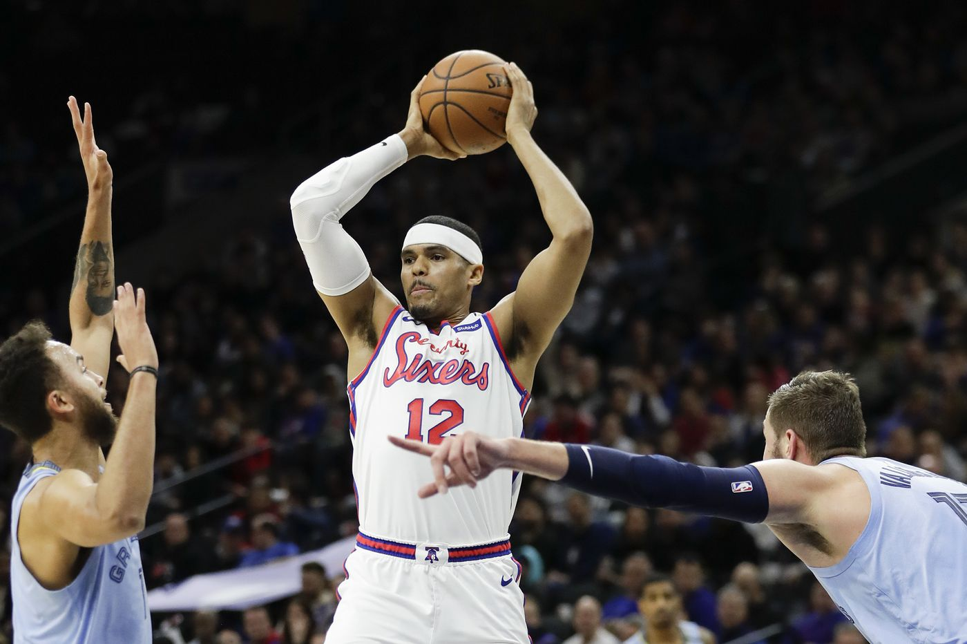 Sixers coach Doc Rivers looking forward to a reunion with Tobias Harris