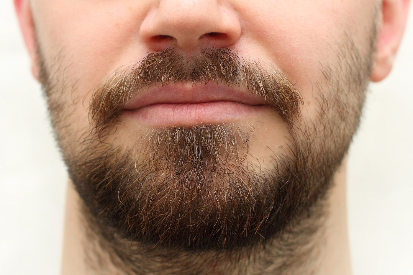 Should I shave my beard to keep from getting the coronavirus?