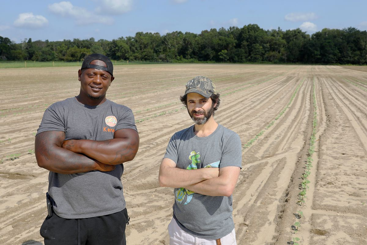 In Salem County, farming links Black and Jewish families — and history
